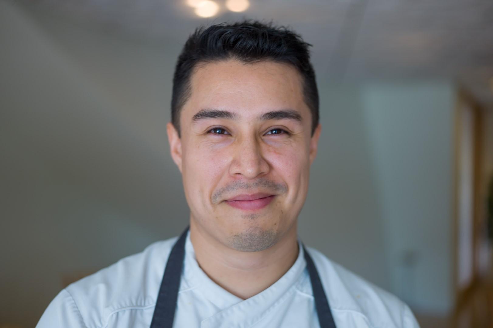 Obrayan Lugo chef de partie - team