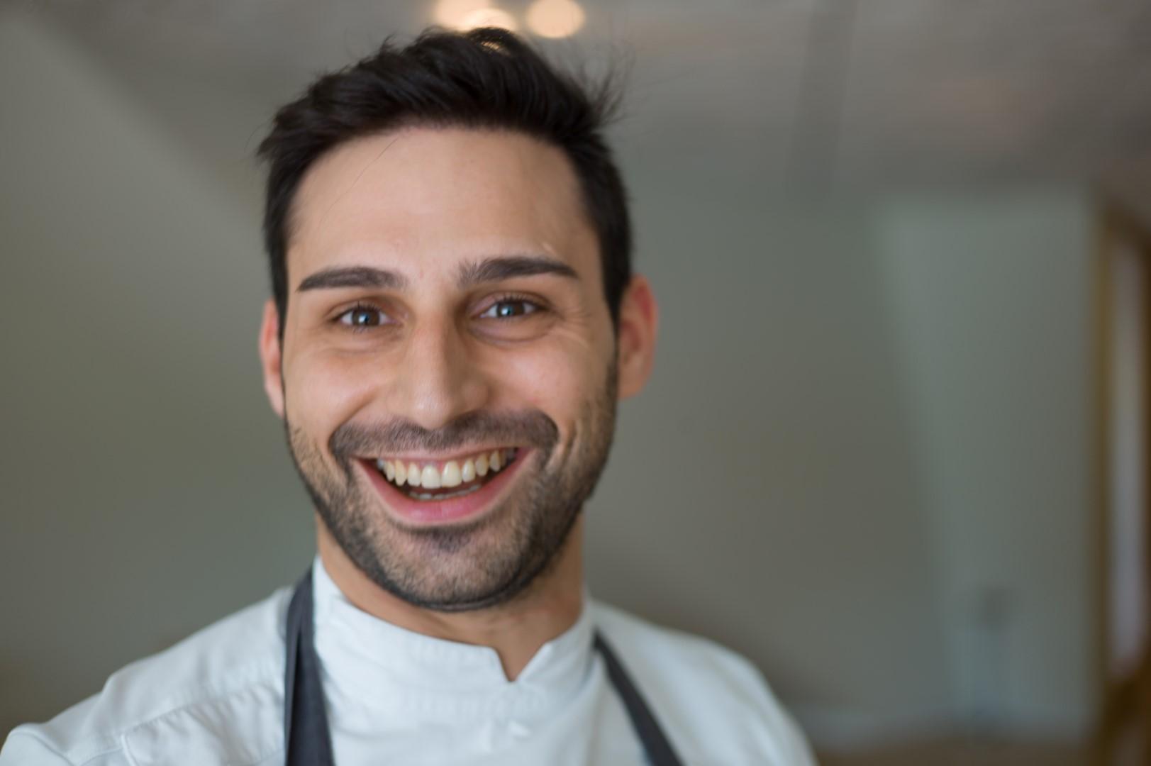 Toño Vázquez sous chef - taldea