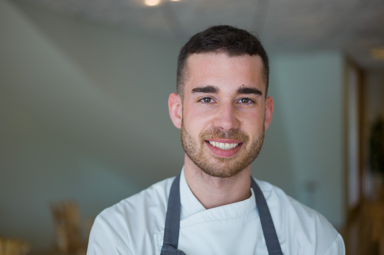 Iñaki Bolumburu sous chef - team