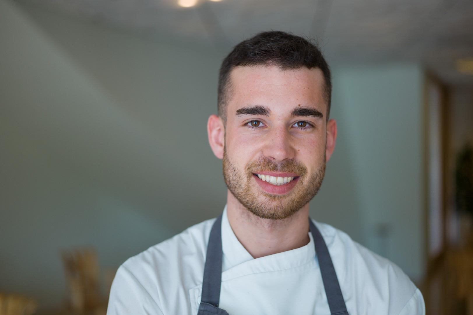 Iñaki Bolumburu sous chef - taldea